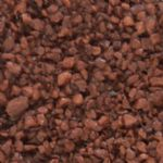 WB77 Woodland Scenics: Iron Ore Medium Ballast (18 cu. in. bag)